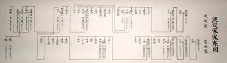 二系統家系図